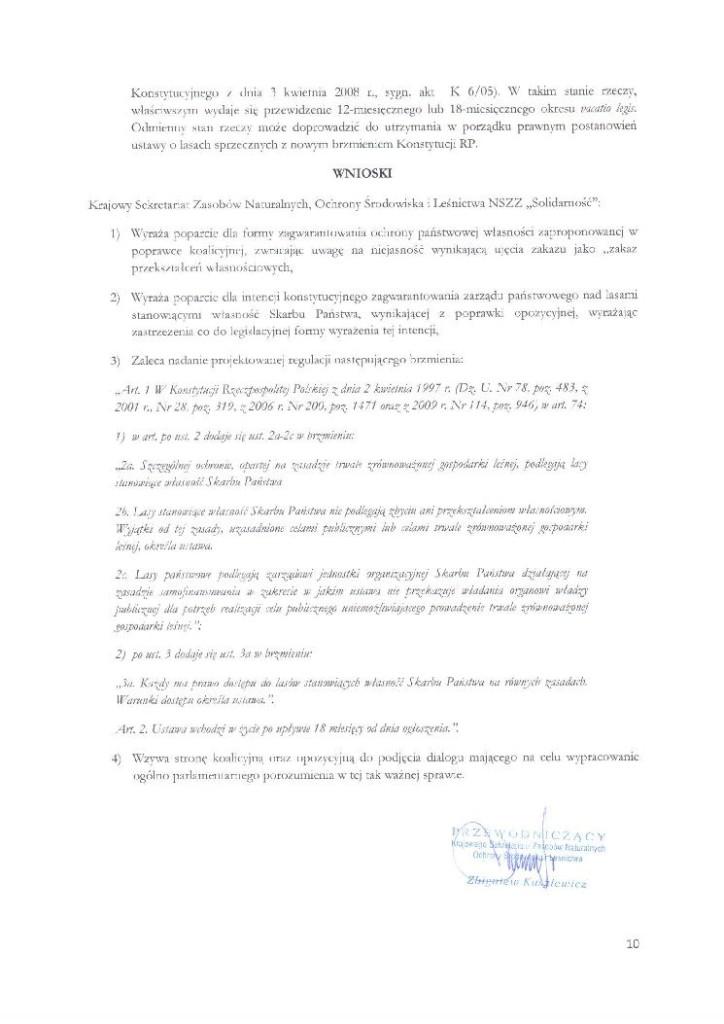 Konstytucja 10