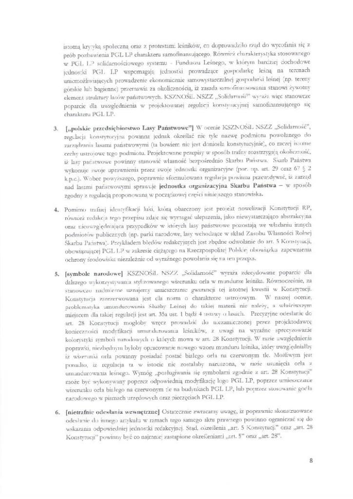Konstytucja 8